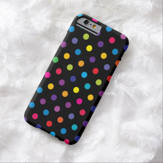 Candy Polka Dot Pattern iPhone 6 Case