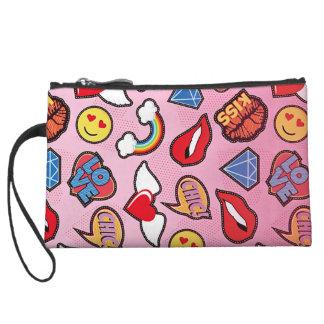 candy pop art mni clutch