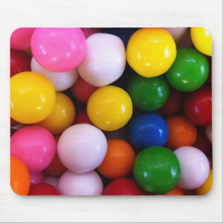 Candy Rainbow Colorful Sweets Dessert Food Kitchen Mouse Pad