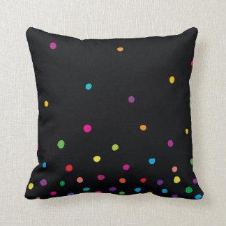 Candy Raindrops Cushion