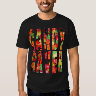CANDY RAVER T SHIRTS