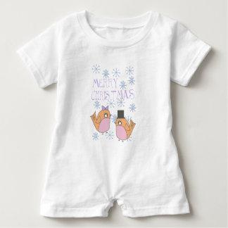 Candy robins baby bodysuit