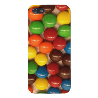 Candy Shells Yummy Chocolate Candies iPhone 5 Case