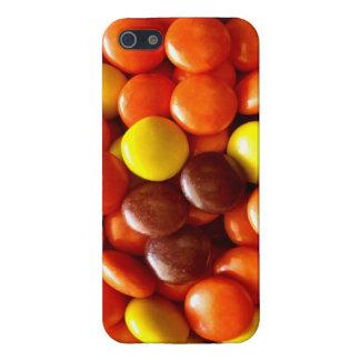 Candy Shells Yummy Orange Candies iPhone 5 Case