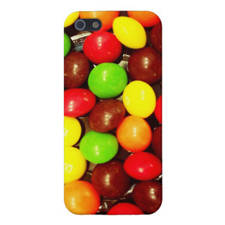 Candy Shells Yummy Rainbow Candies iPhone 5 Case