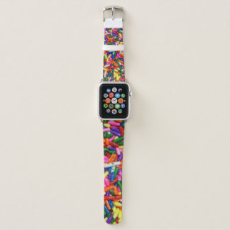 Candy Sprinkles Apple Watch Band