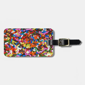 Candy Sprinkles Tag For Bags