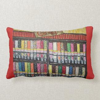 Candy Store Art Pillow