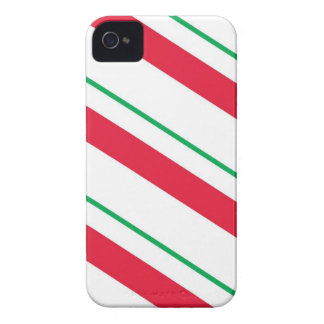 Candy Stripes BlackBerry Bold Case Mate Cover