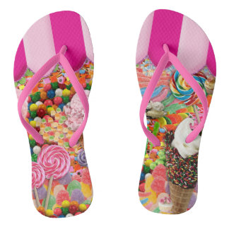 Candy Super Sweet Ice Cream Funny Thongs