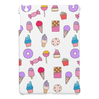 Candy, sweets and cake iPad mini case