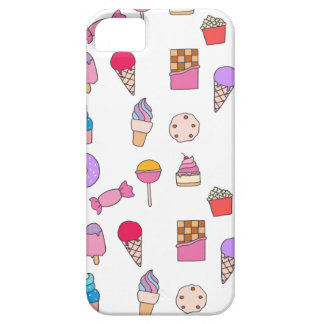 Candy, sweets and cake iPhone 5 cases