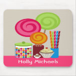 Candy & Sweets Mousepad