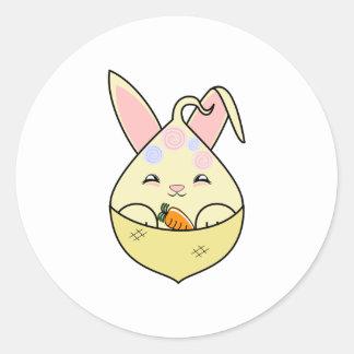 Candy Topped Vanilla Hopdrop Mini Cone Sticker