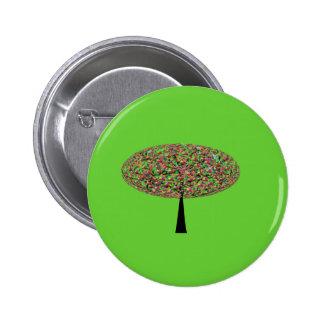 Candy Tree 6 Cm Round Badge