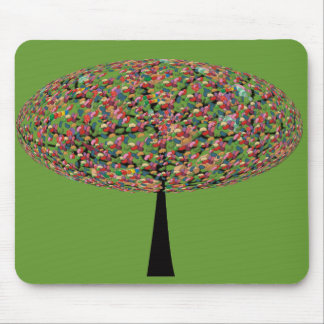 Candy Tree Mouse Pad