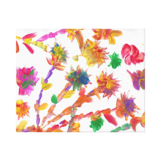 Candy Waters Autism Artist Canvas Prints