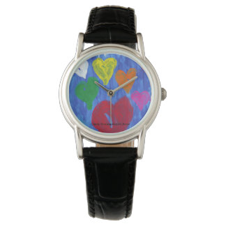 Candy Waters Autism Artist Watch