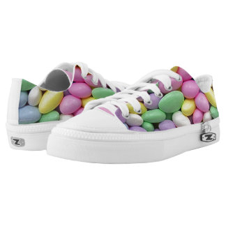 Candy ZIPZ Low Top Shoes Printed Shoes