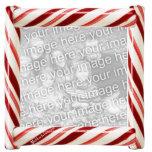 Candycane Photo Ornament Photo Cutout