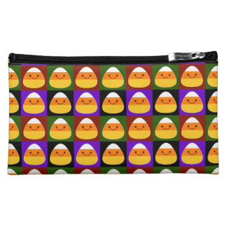 Candycorn Cosmetic Bag