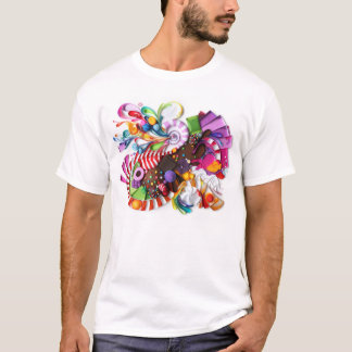 CandyCrush inspired T-shirt