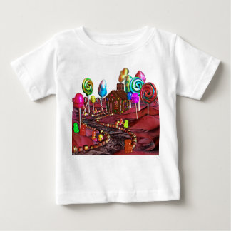 Candyland Baby T-Shirt