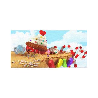 Candyland Canvas