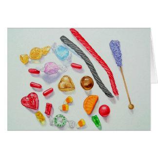 Candyland Card