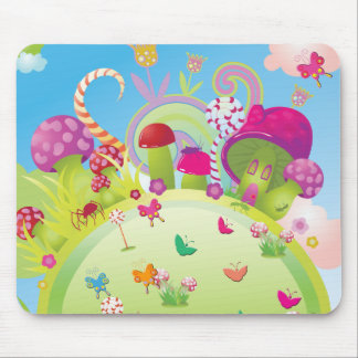 Candyland Magic Mouse Pad