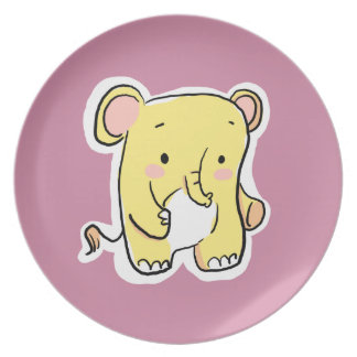 Candyphant Exclusive Dinner Plates