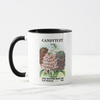 Candytuft Mixed, The Wayne Seed Co Mug