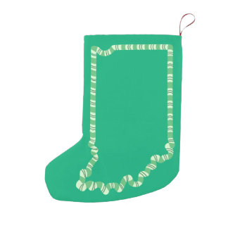 Cane Be Nice Small Christmas Stocking
