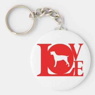 Cane Corso Key Ring