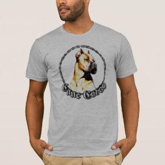 Cane corso mens shirt