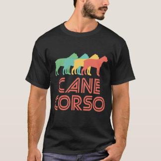 Cane Corso Retro Pop Art T-Shirt
