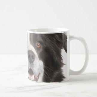 caneca cachorro basic white mug