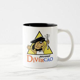 caneca divercão coffee mug