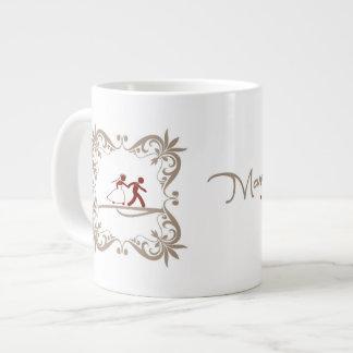 Caneca para casamento giant coffee mug