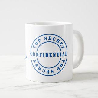 Caneca Top Secret Large Coffee Mug