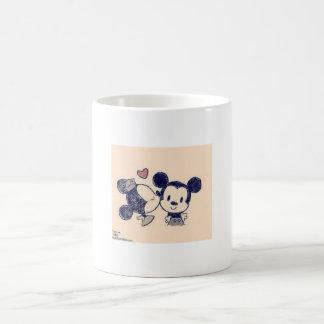 caneco Mickey Coffee Mug