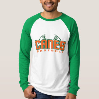 Canes Long Sleeve T T-Shirt
