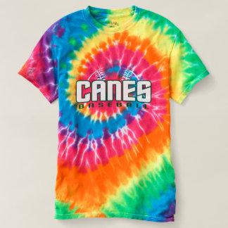 Canes Tie-Dye T-shirt