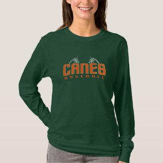 Canes Women's Long Sleeve T-Shirt