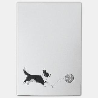 Canicula Corgi Notepad