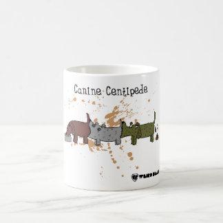 Canine Centipede Mug