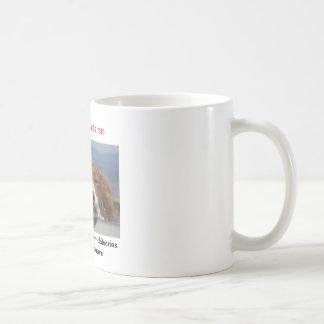 Canine Clarence Darrow Basic White Mug