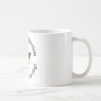 Canine Connection LLC logo cup Basic White Mug