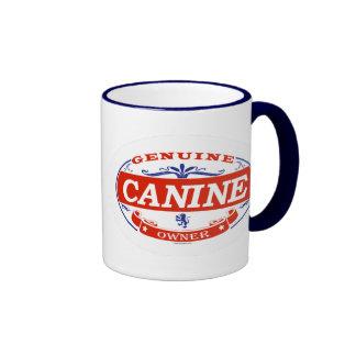 Canine  coffee mugs