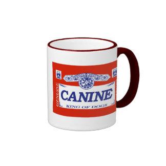 Canine Mug